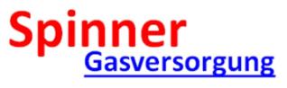 Spinner Gasversorgung Logo